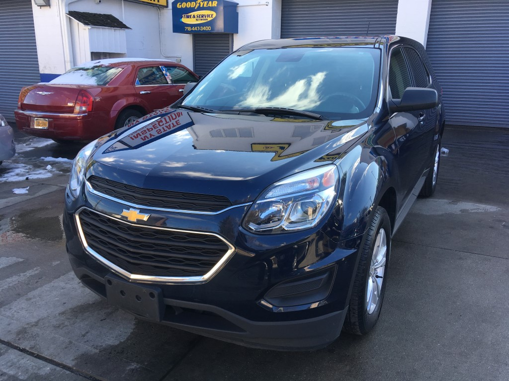 Used Car - 2017 Chevrolet Equinox LS for Sale in Staten Island, NY