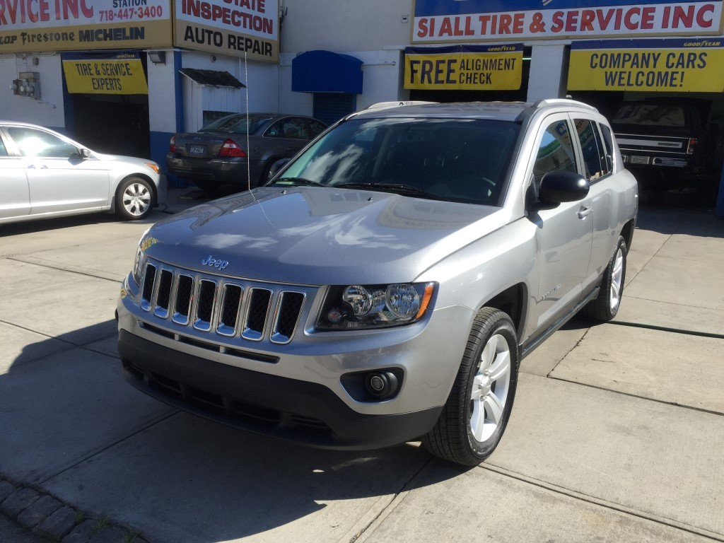 Used Car - 2016 Jeep Compass Sport AWD for Sale in Brooklyn, NY