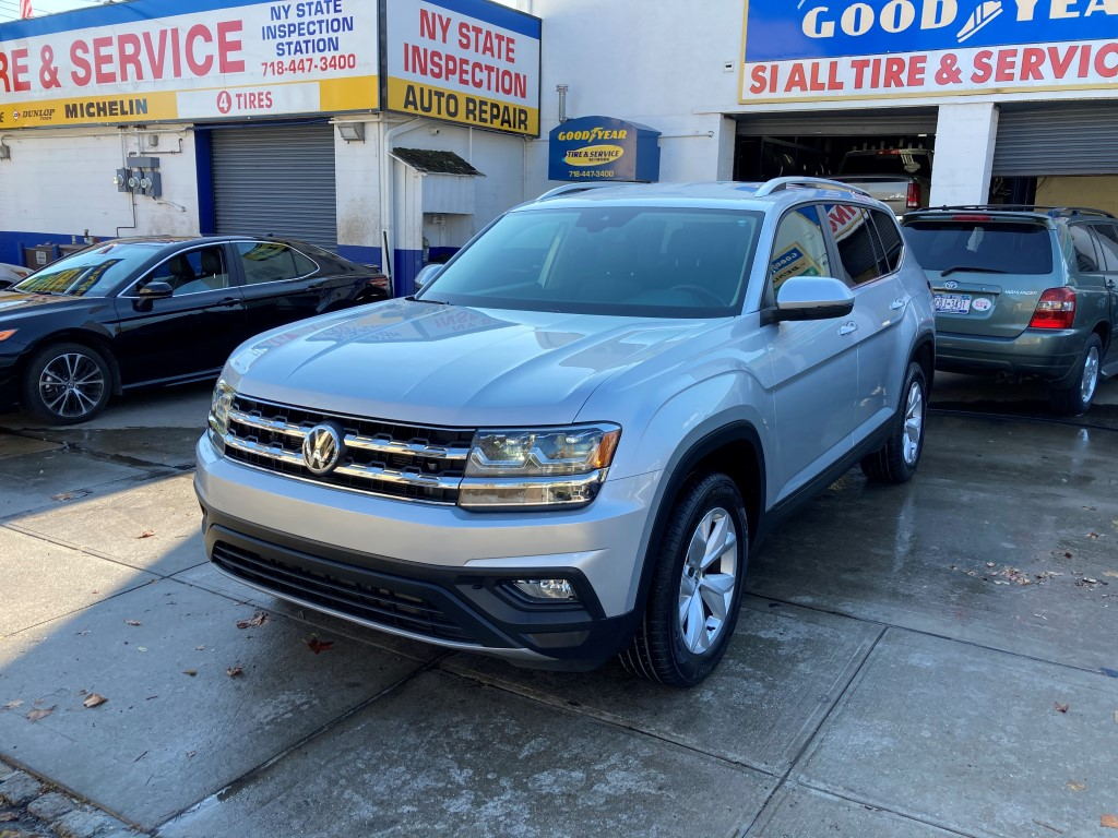Used Car - 2019 Volkswagen Atlas SE with Technology for Sale in Staten Island, NY