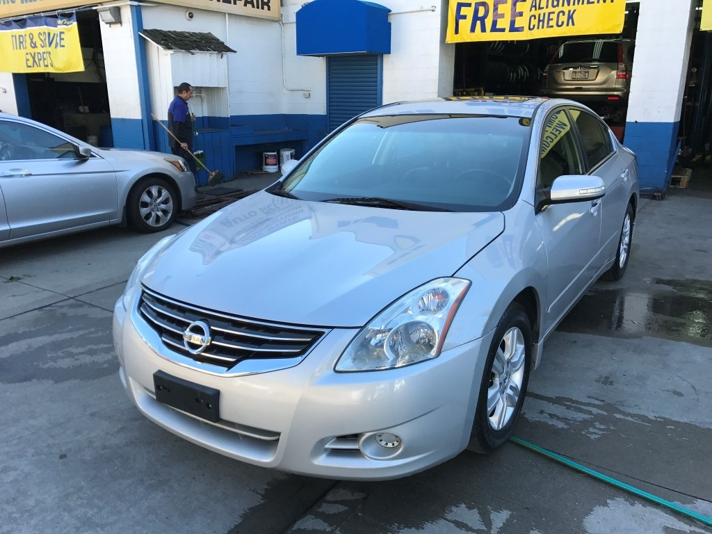 Used Car - 2012 Nissan Altima SL for Sale in Staten Island, NY