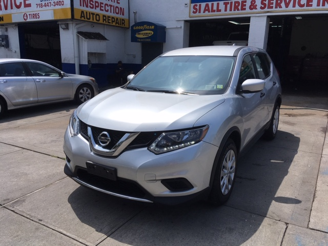 Used Car - 2017 Nissan Rogue S for Sale in Staten Island, NY