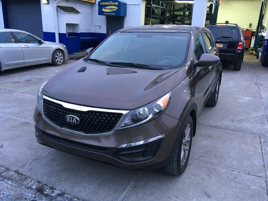 Used Car - 2014 Kia Sportage LX for Sale in Staten Island, NY