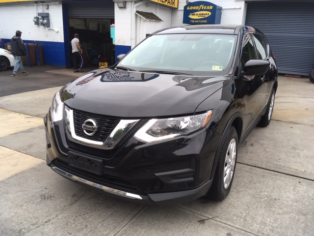 Used Car - 2017 Nissan Rogue S AWD for Sale in Staten Island, NY