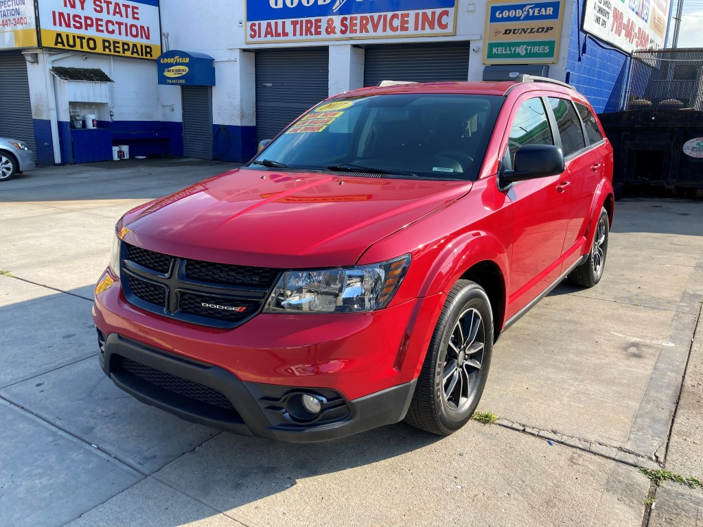 Used Car - 2017 Dodge Journey SXT for Sale in Staten Island, NY