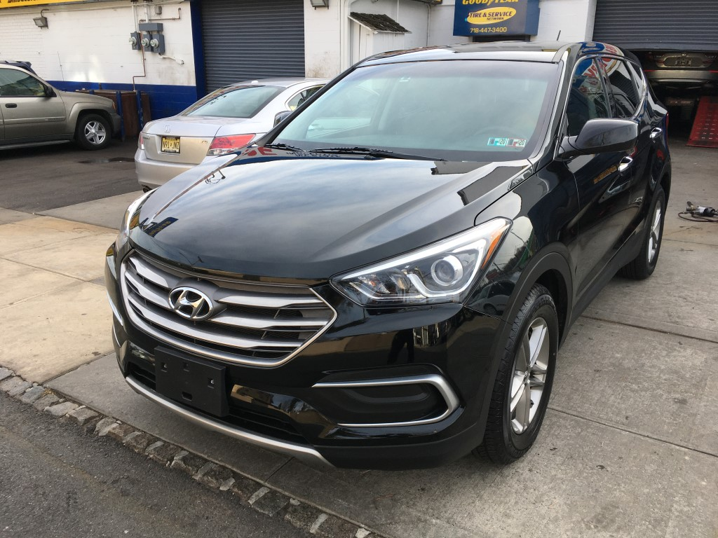 Used Car for sale - 2018 Santa Fe Sport 2.4L Hyundai  in Staten Island, NY