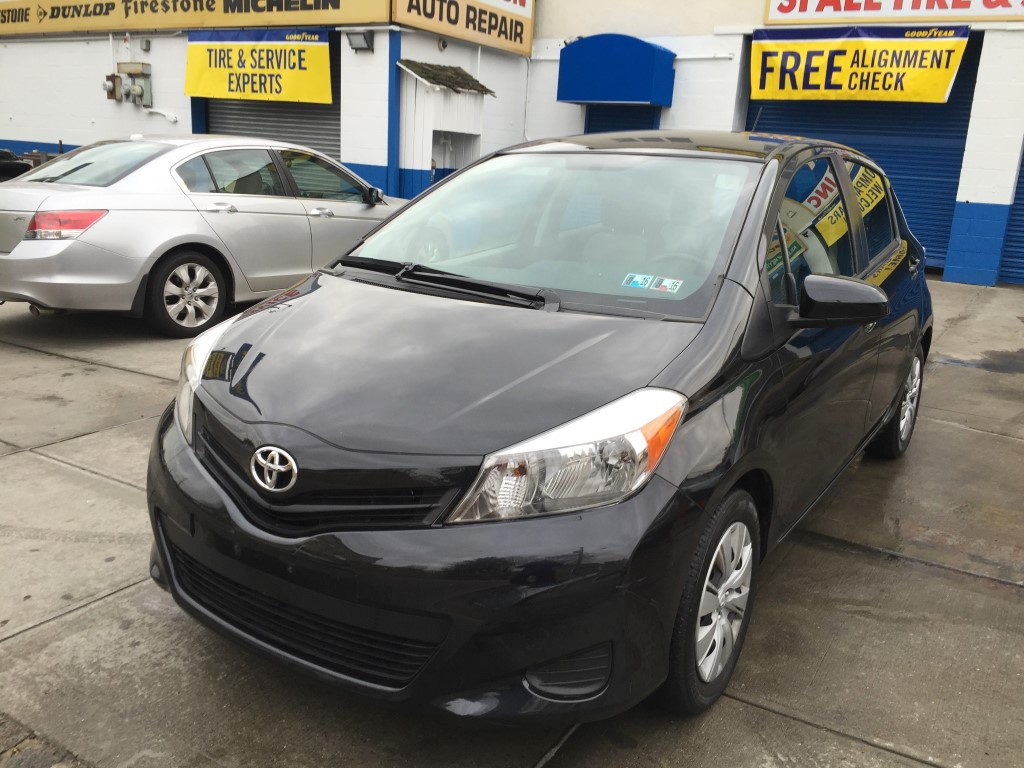 Used Car - 2014 Toyota Yaris LE for Sale in Staten Island, NY