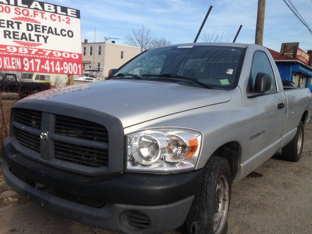 Used Car - 2007 Dodge Ram 1500 for Sale in Brooklyn, NY