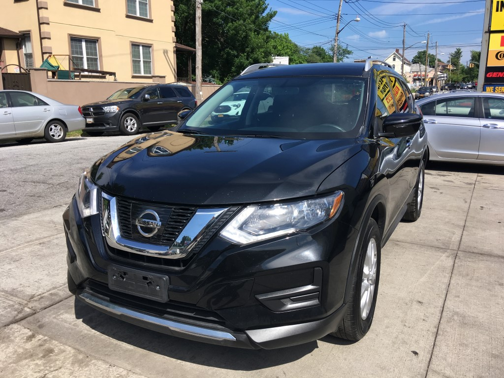 Used Car - 2017 Nissan Rogue SV AWD for Sale in Staten Island, NY