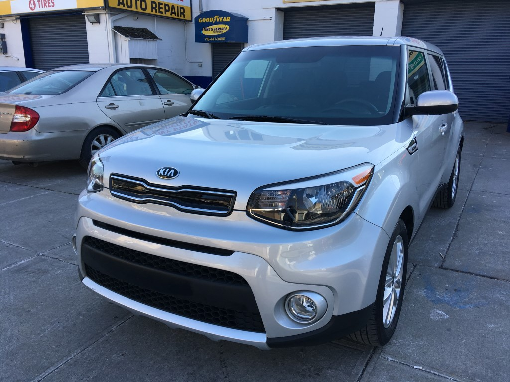 Used Car - 2018 Kia Soul + for Sale in Staten Island, NY