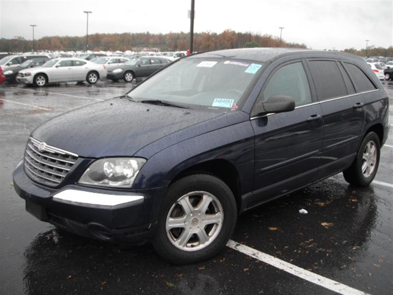 used 2005 chrysler pacifica awd touring sport utility 5. Black Bedroom Furniture Sets. Home Design Ideas