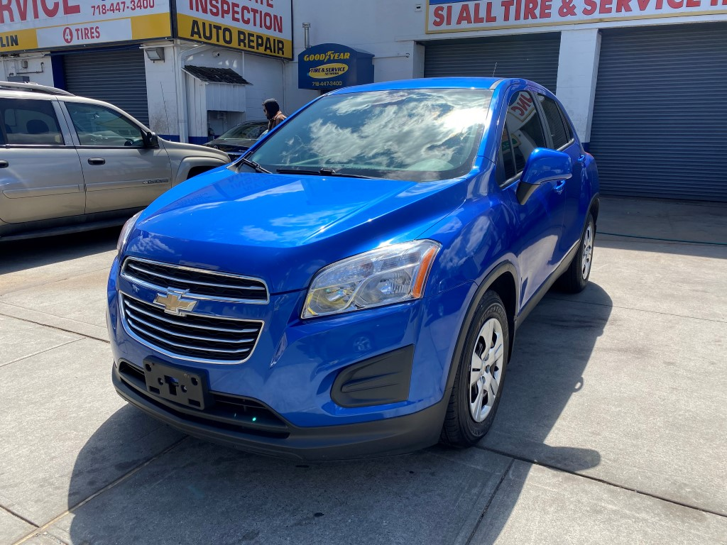 Used Car - 2016 Chevrolet Trax LS for Sale in Staten Island, NY
