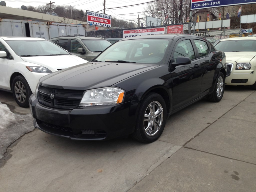 Used Car - 2008 Dodge Avenger for Sale in Staten Island, NY