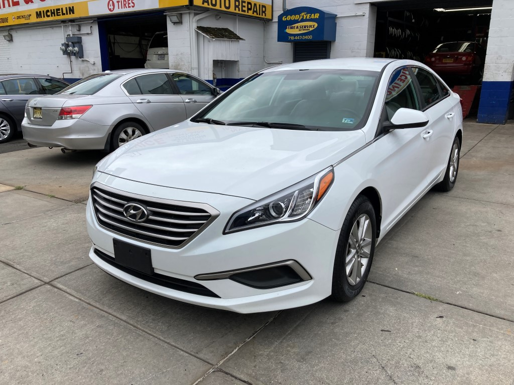 Used Car for sale - 2017 Sonata 2.4L Hyundai  in Staten Island, NY