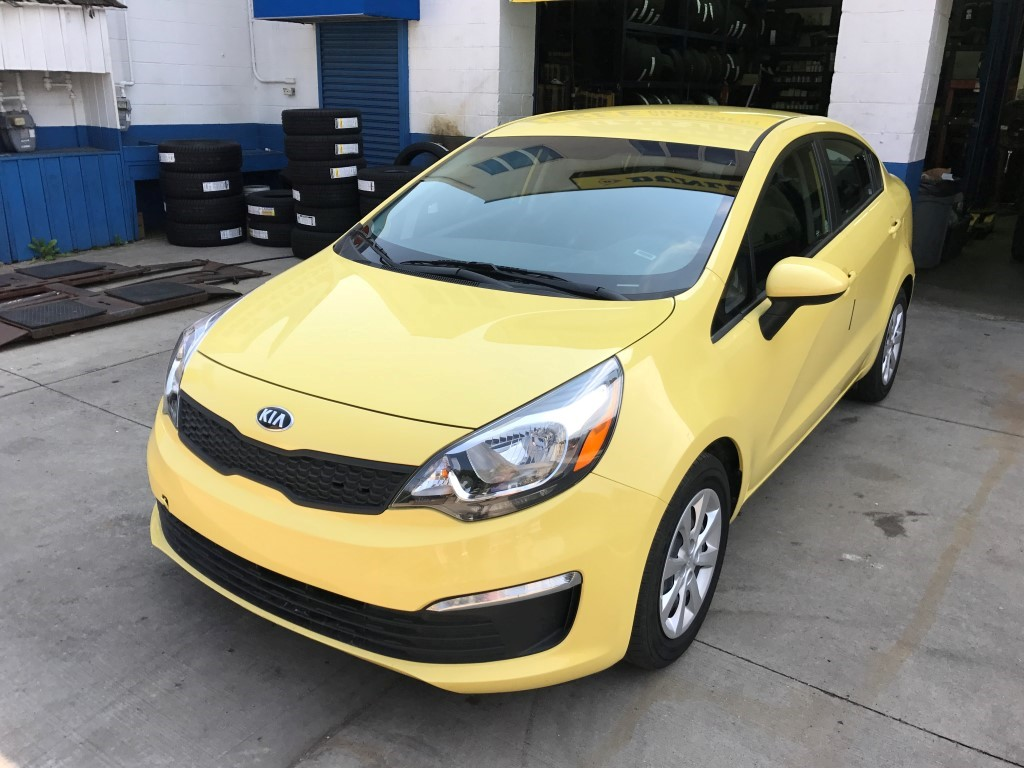 Used Car - 2016 Kia Rio LX for Sale in Staten Island, NY