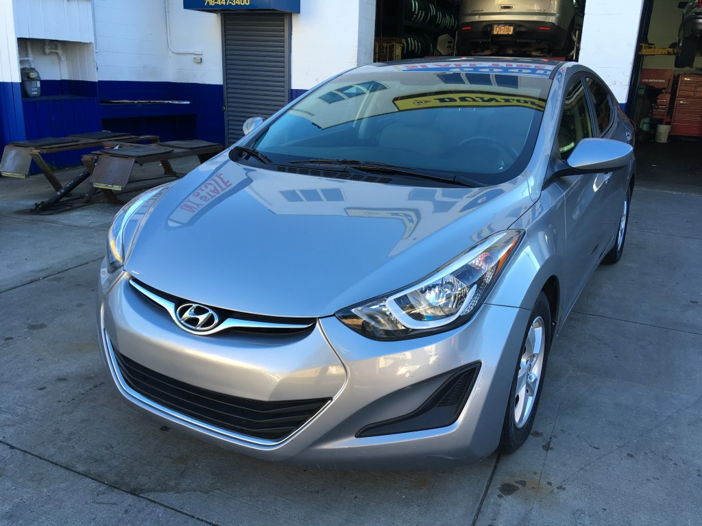 Used Car - 2015 Hyundai Elantra SE for Sale in Staten Island, NY