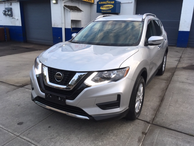 Used Car - 2018 Nissan Rogue SV AWD for Sale in Staten Island, NY
