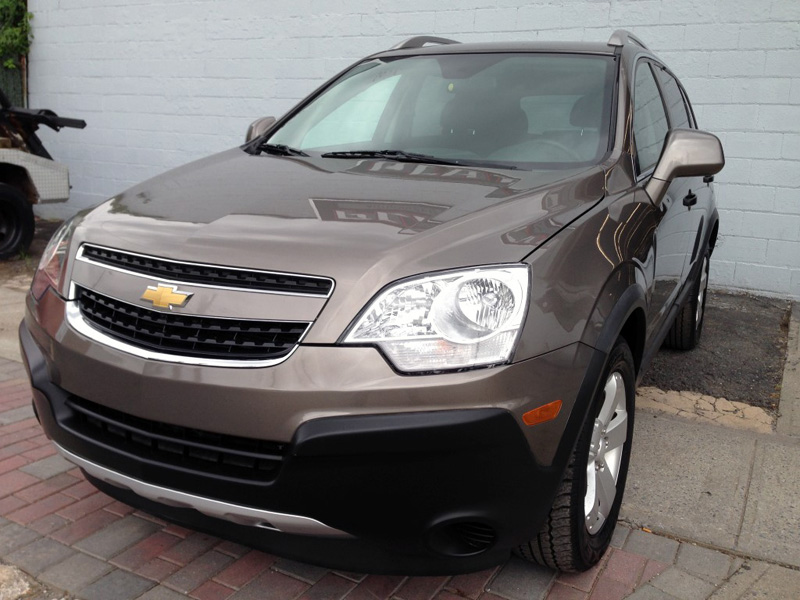Used Car for sale - 2012 Captiva LS Chevrolet  in Staten Island, NY