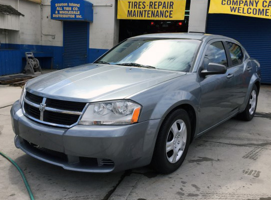 Used Car - 2008 Dodge Avenger SE for Sale in Staten Island, NY