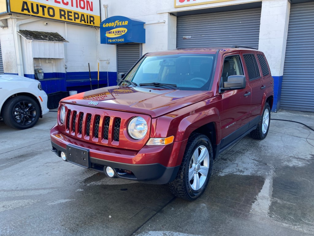 Used Car - 2016 Jeep Patriot Sport 4x4 for Sale in Staten Island, NY