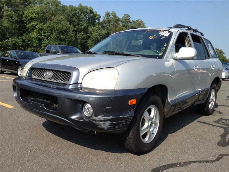 offers used car for sale 2004 hyundai santa fe sport utility 4wd 3 990. Black Bedroom Furniture Sets. Home Design Ideas