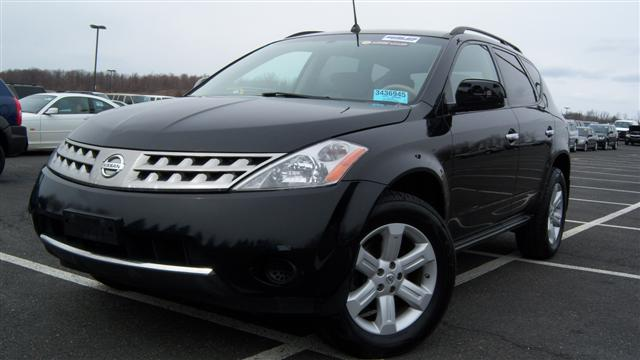 used 2007 nissan murano awd sport utility 11. Black Bedroom Furniture Sets. Home Design Ideas