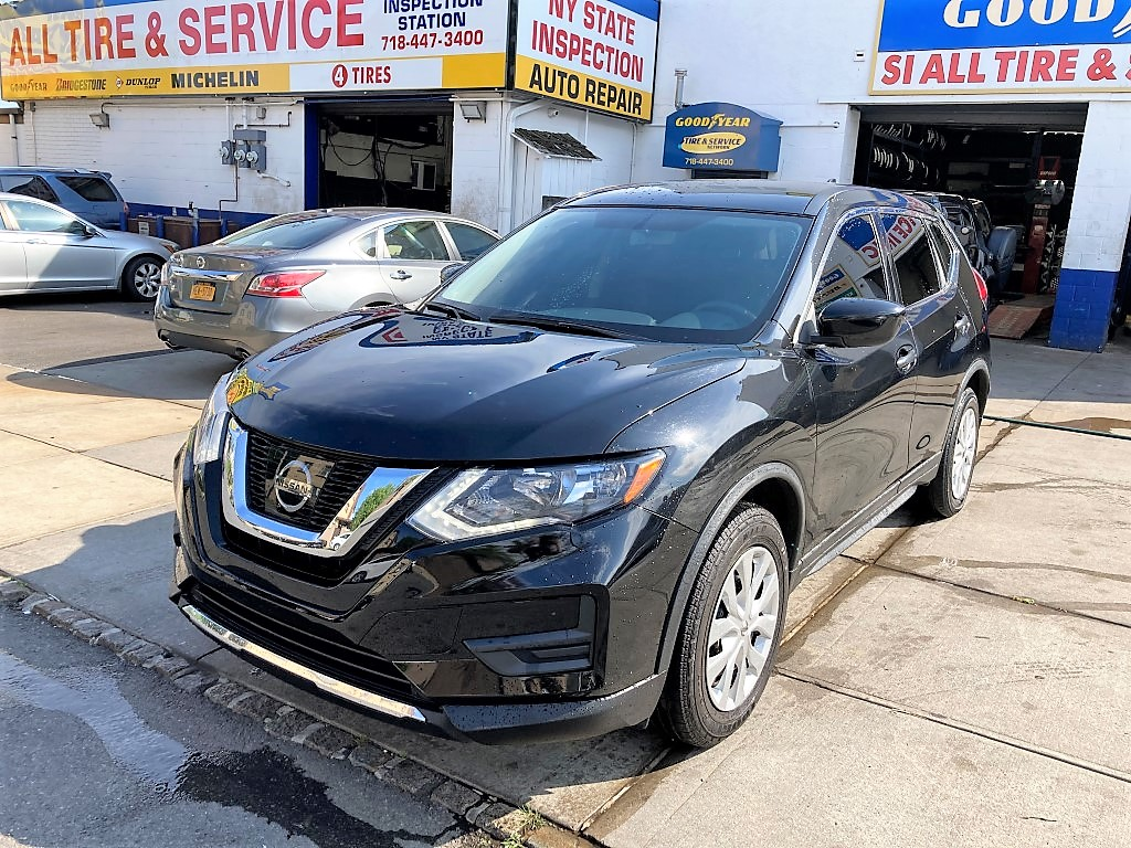 Used Car for sale - 2017 Rogue S Nissan  in Staten Island, NY