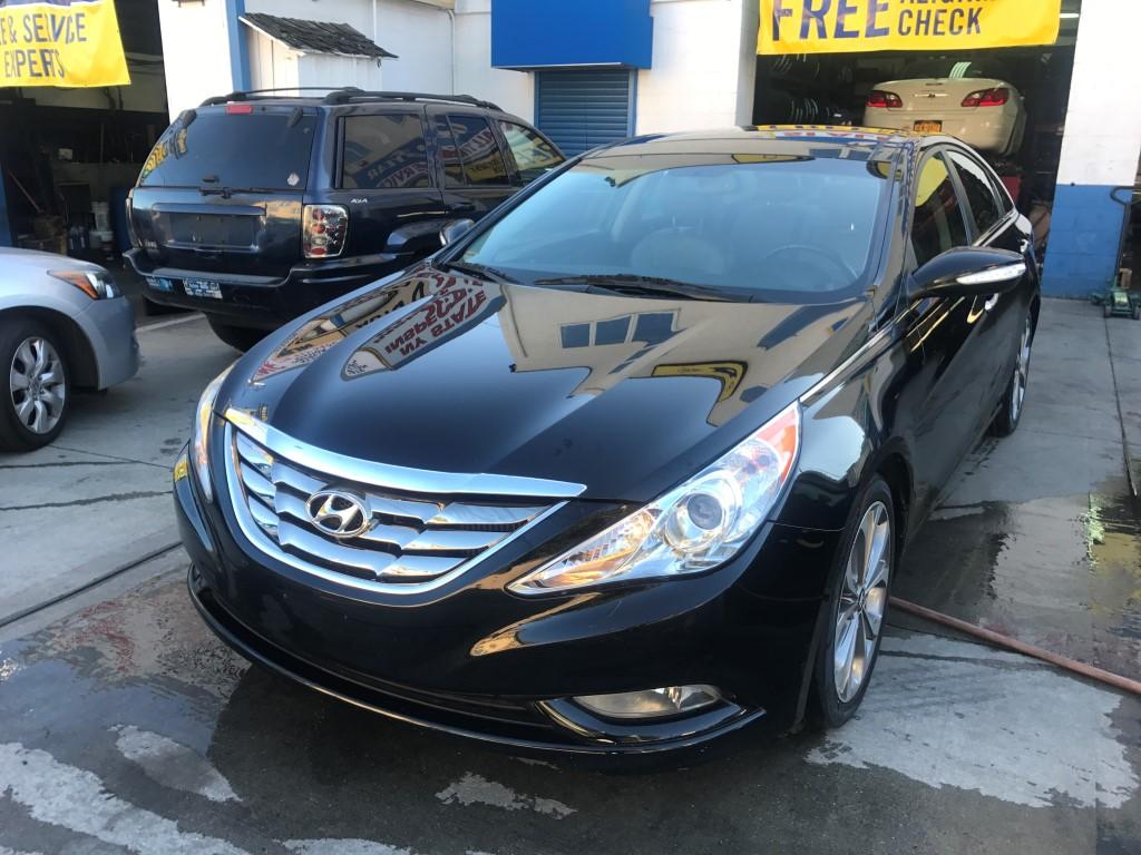 Used 2013 Hyundai Sonata Limited Sedan 1099000