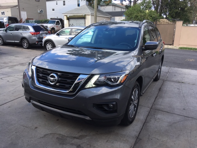 Used Car - 2019 Nissan Pathfinder SV for Sale in Staten Island, NY