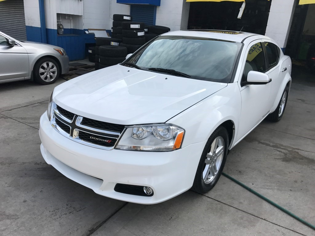 used 2013 dodge avenger sxt sedan 8. Cars Review. Best American Auto & Cars Review