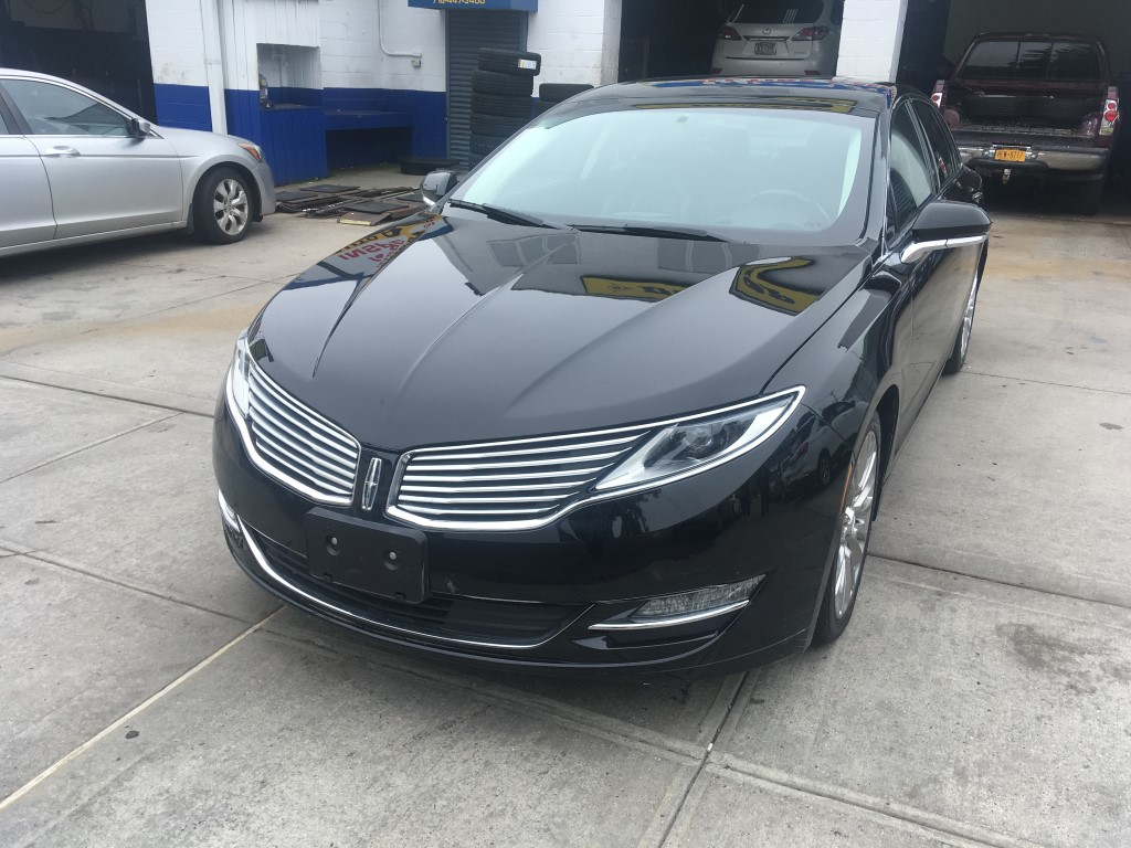 Used Car - 2016 Lincoln MKZ Base AWD for Sale in Staten Island, NY