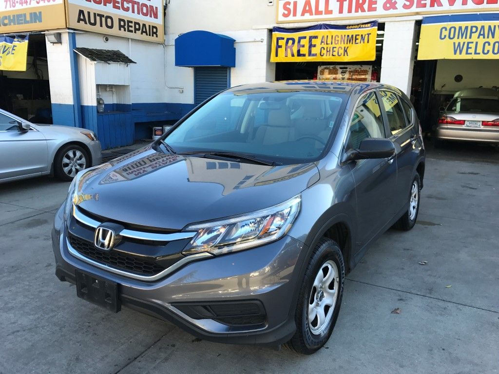 Used Car - 2016 Honda CR-V LX for Sale in Staten Island, NY