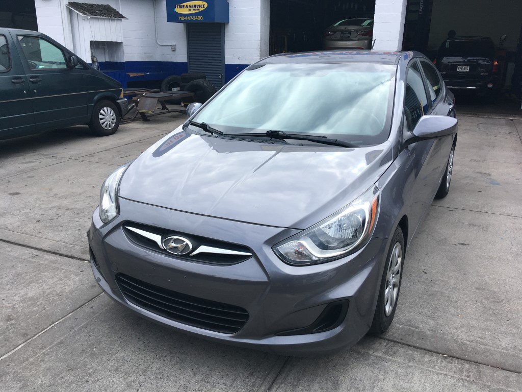 Used Car - 2014 Hyundai Accent GLS for Sale in Staten Island, NY