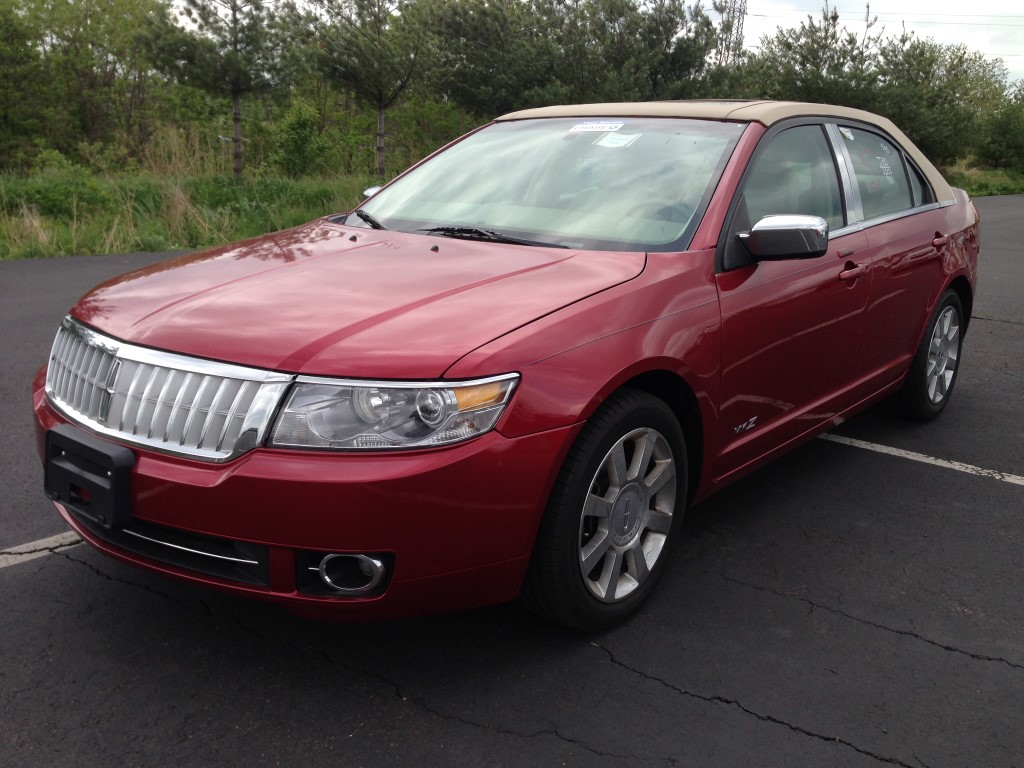 Used 2007 Lincoln MKZ SEDAN 4-DR $6,990.00