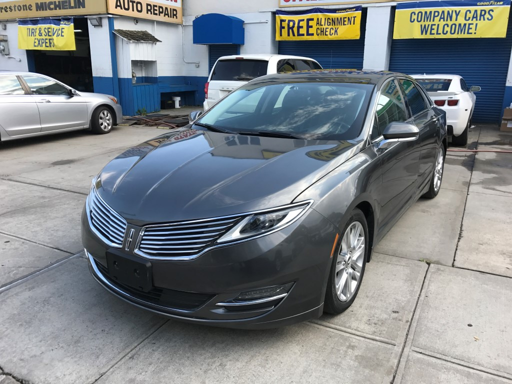Used Car for sale - 2015 MKZ Lincoln  in Staten Island, NY