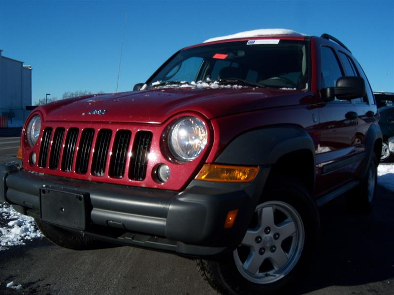 used 2007 jeep liberty $6,990.00