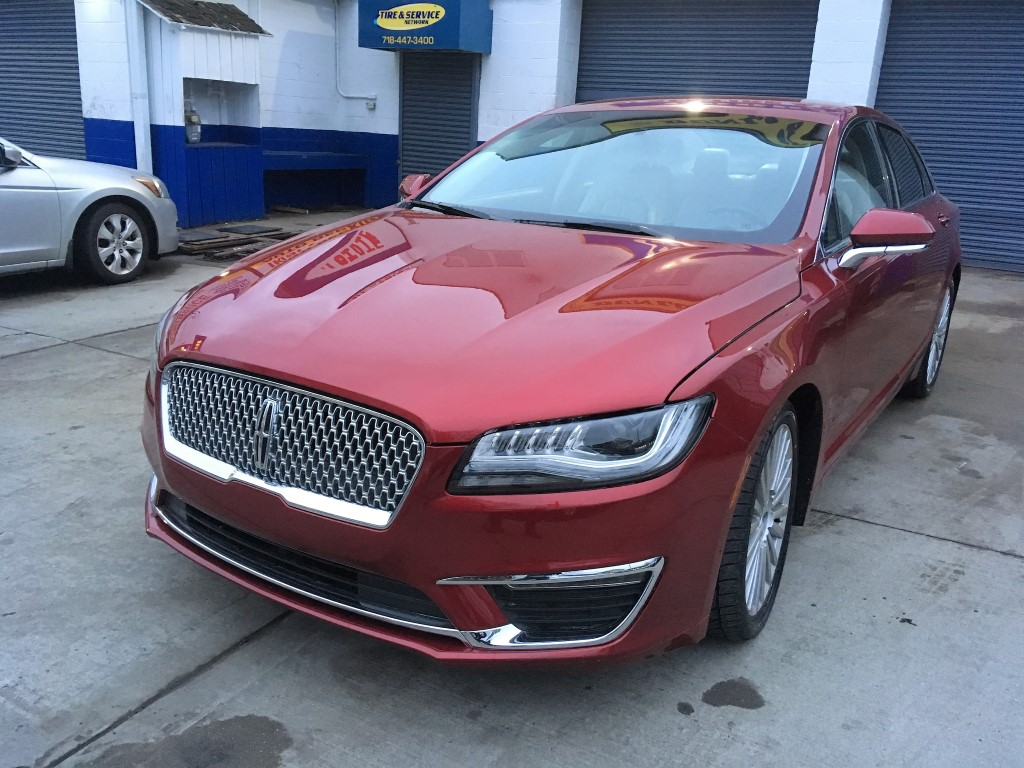 Used Car - 2017 Lincoln MKZ Reserve for Sale in Staten Island, NY