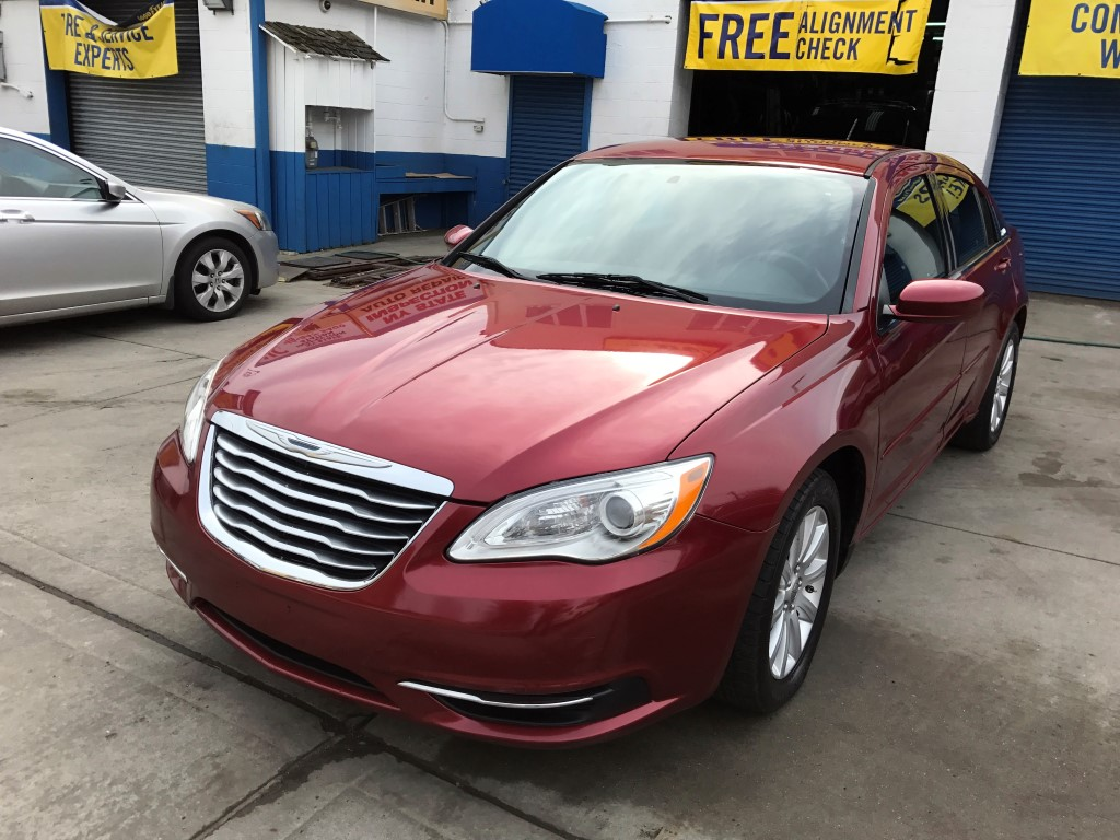 used 2013 chrysler 200 touring sedan 6. Cars Review. Best American Auto & Cars Review