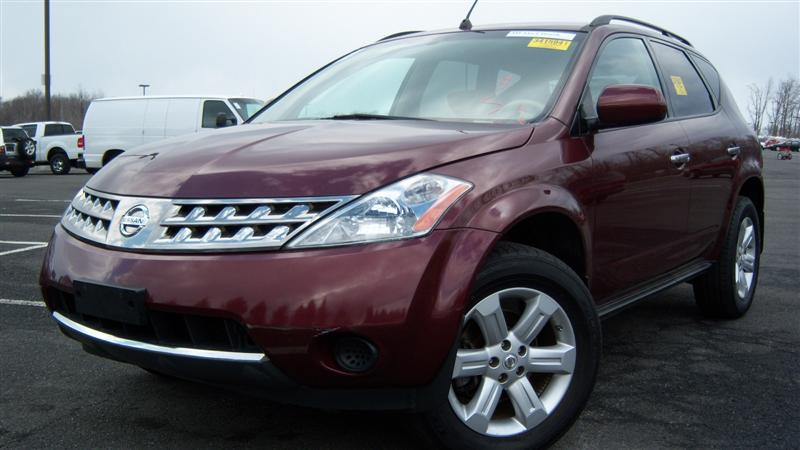 used 2007 nissan murano s awd sport utility 12. Black Bedroom Furniture Sets. Home Design Ideas