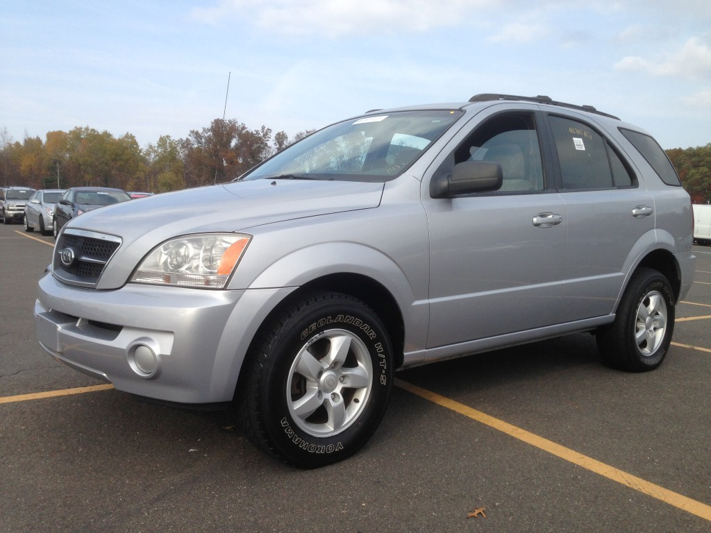 offers used car for sale 2006 kia sorento lx sport utility 4 in. Black Bedroom Furniture Sets. Home Design Ideas