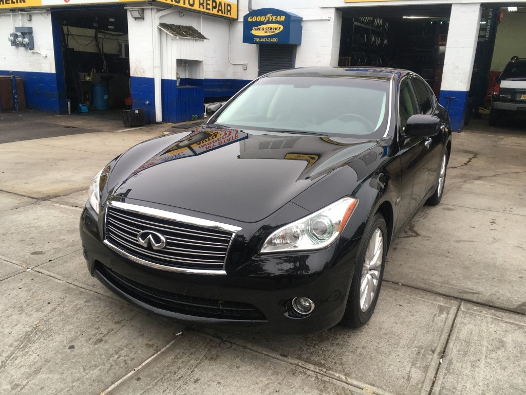 Used Car - 2013 Infiniti M35h Hybrid for Sale in Staten Island, NY