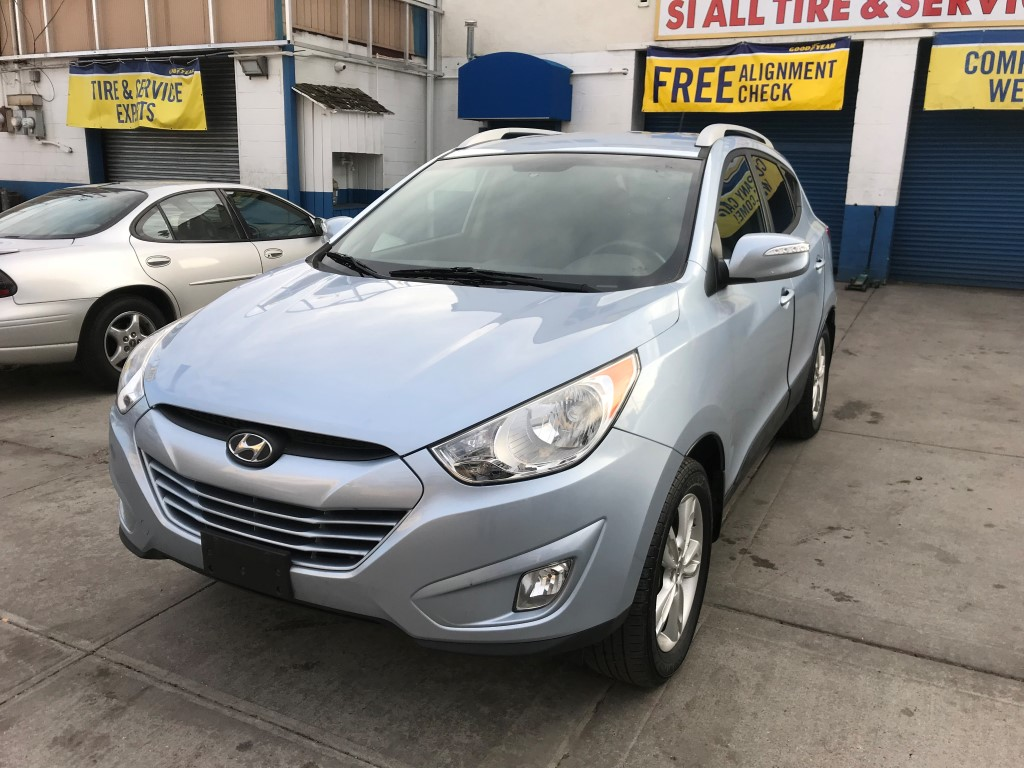 Used Car - 2013 Hyundai Tucson GLS for Sale in Staten Island, NY
