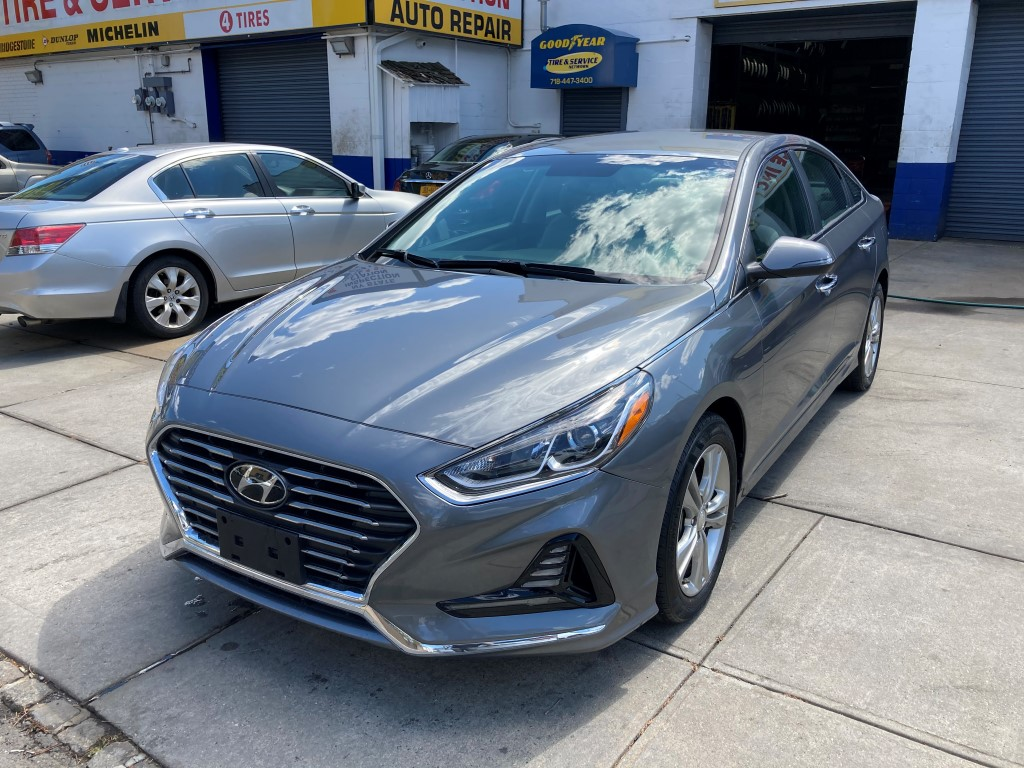 Used Car for sale - 2018 Sonata SEL Hyundai  in Staten Island, NY