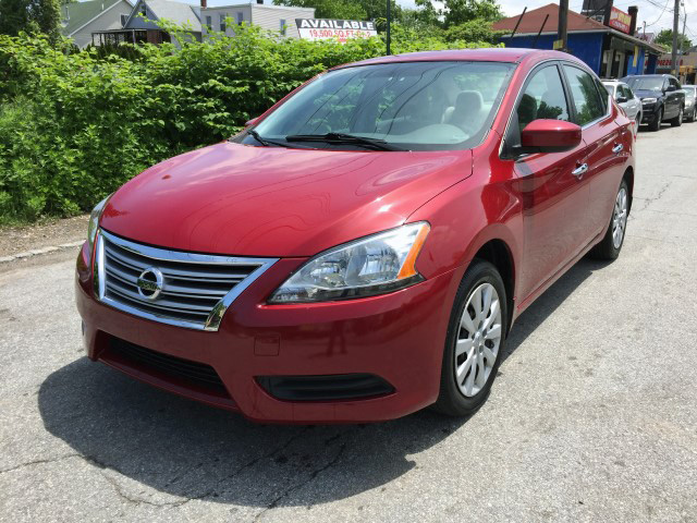 Used Car - 2013 Nissan Sentra SV for Sale in Staten Island, NY