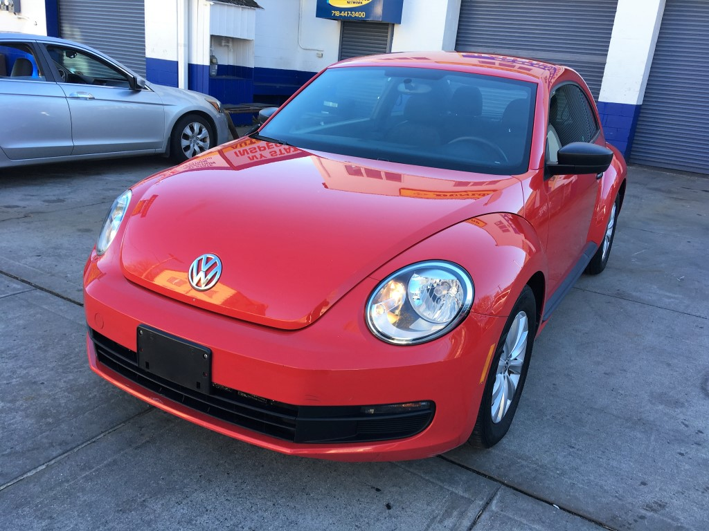 Used Car - 2014 Volkswagen Beetle Coupe 1.8T Entry for Sale in Staten Island, NY
