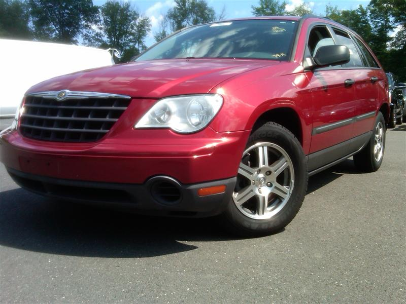 used 2008 chrysler pacifica lx awd sport utility 9. Black Bedroom Furniture Sets. Home Design Ideas