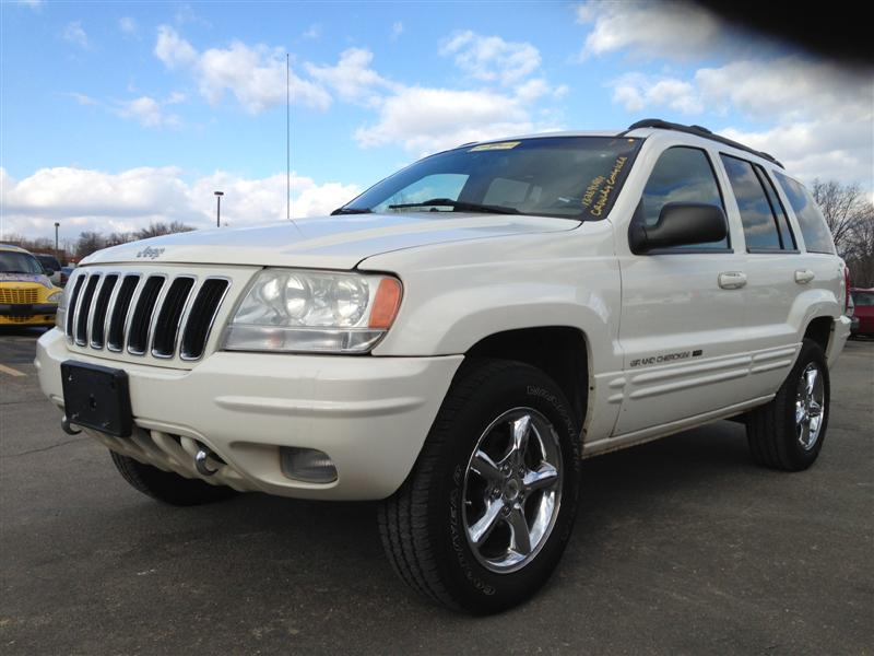 offers used car for sale 2001 jeep grand cherokee limited sport utility. Black Bedroom Furniture Sets. Home Design Ideas