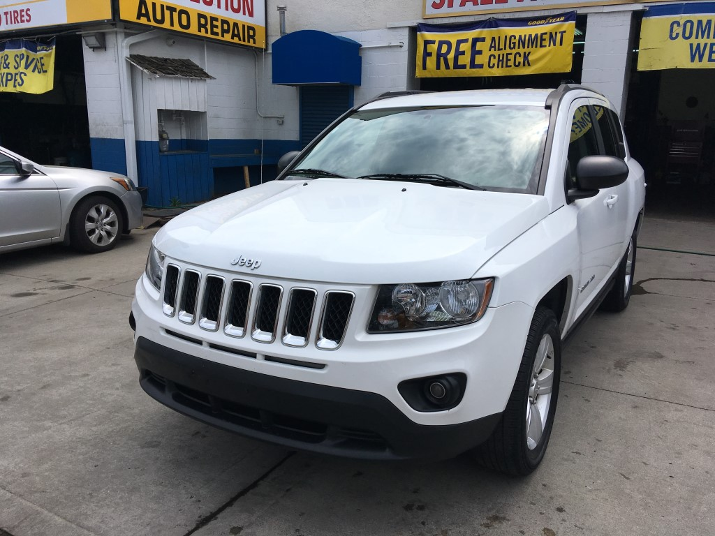 Used Car - 2016 Jeep Compass 4x4 for Sale in Staten Island, NY