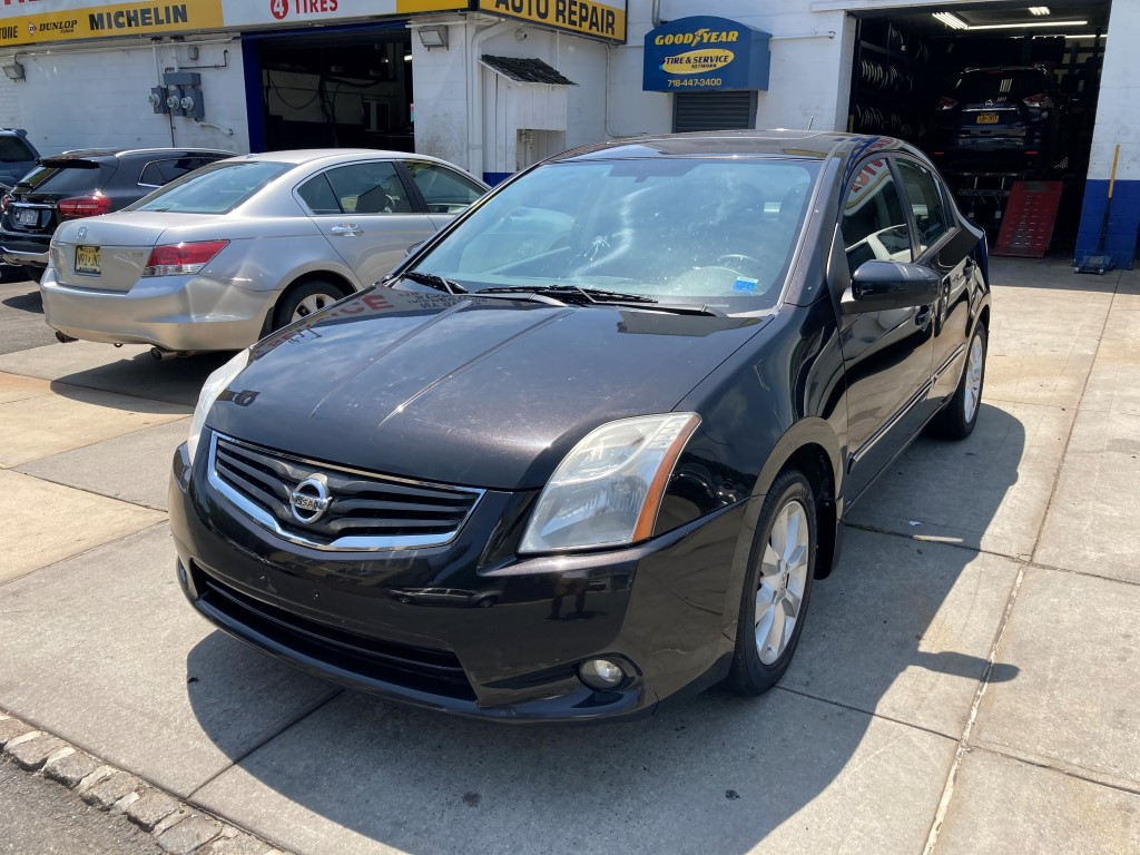 Used Car - 2011 Nissan Sentra SL for Sale in Staten Island, NY