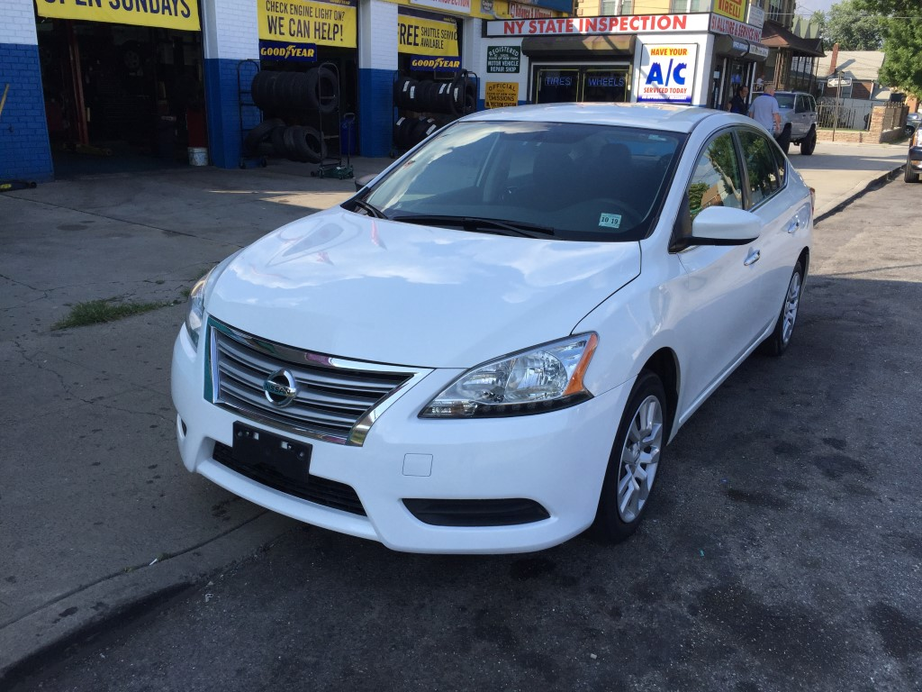 Used Car - 2014 Nissan Sentra SV for Sale in Staten Island, NY