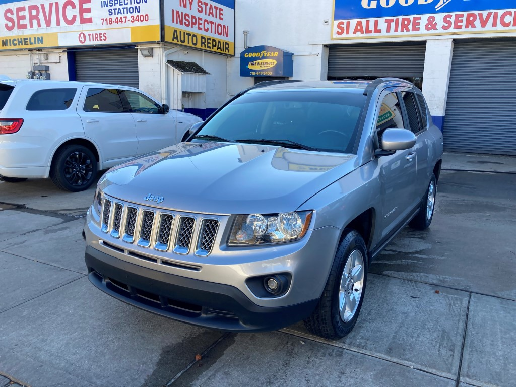 Used Car - 2016 Jeep Compass Latitude for Sale in Staten Island, NY